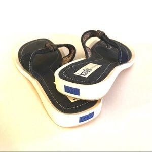 e74f2a5823abde Keds Shoes -  3 for  20  KEDS Original Denim Flip Flop Heel